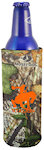 Mossy Oak TM Aluminum Bottle Can Coolies